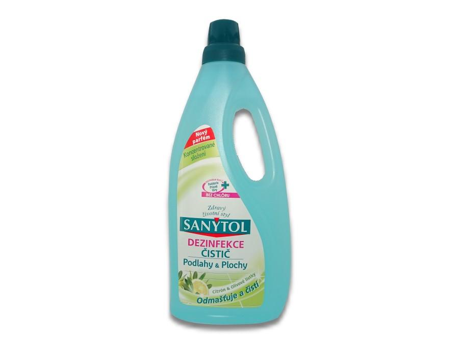 Sanytol dezinfekce a čistič