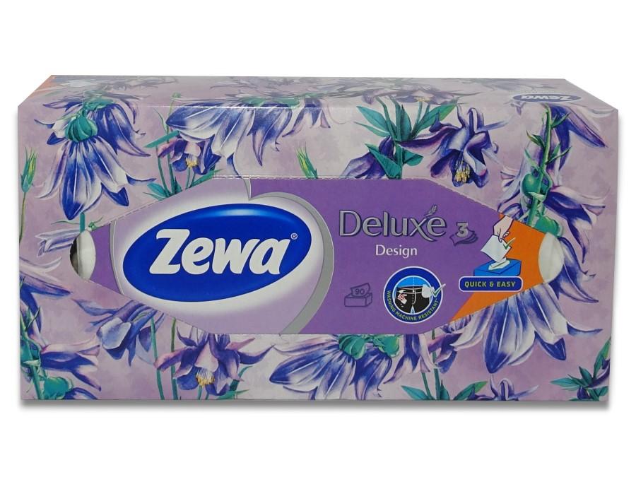 ZEWA Deluxe kapesníčky